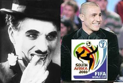 Charlie e Cannavaro