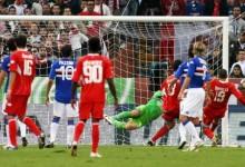Sampdoria vs Bari