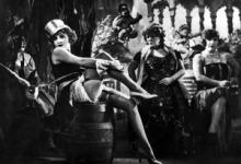 """L'""""Angelo Azzurro"""", proiezione del film di Joseph Von Sternberg"""