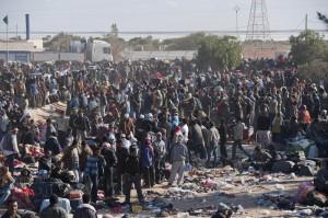 Tunisia Libya Refugees
