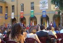 L'Università festeggia i suoi laureati