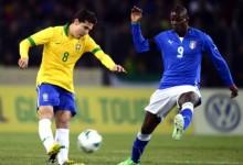 """Brasile-Italia 2-2: continua il tabù amichevoli per gli """"Azzurri"""""""