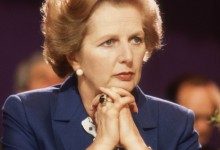 "Morta Margaret Thatcher, la ""Lady di ferro"""