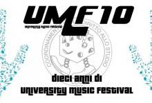 Dieci anni di University Music Festival