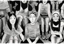 """""""L'Intervista"""": un graphic novel racconta il Paese del futuro"""