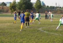 Calcio a 7 femminile intercollegiale – Golgi show!!! 7-0 contro il S.Caterina. Il Ghisleri si riprende il terzo posto