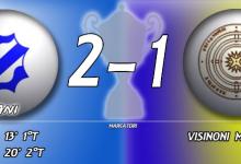 Calcio intercollegiale – Terzo posto allo Spallanzani