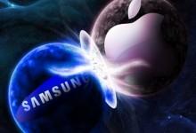 Apple-Samsung: sfida infinita
