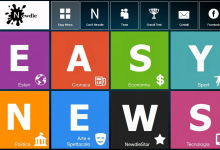 Newdle, format innovativo per l'easy news