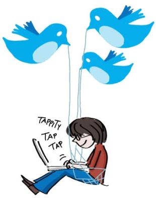 twitter letteratura