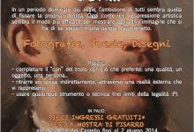 """Concorso """"Autoritratto con…""""- Scadenza 7 maggio 2014"""