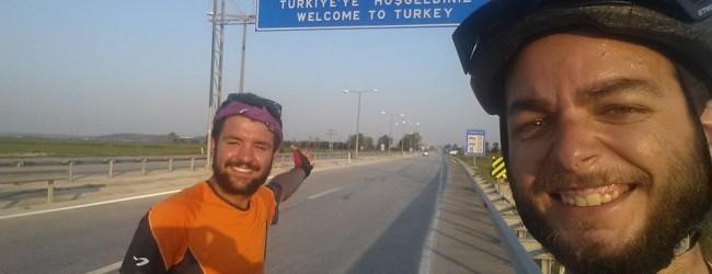 Pavia-Istanbul: missione compiuta!