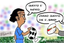 L'Italia nel pallone…da Rugby!