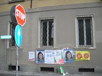 Campagne elettorali, manifesti & co…