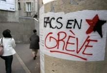 Cominciano le stagionali proteste studentesche in Francia