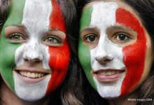 Viva l'Italia, l'Italia salva-premier…