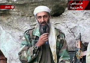10 cose captate alla festa di compleanno di Bin Laden