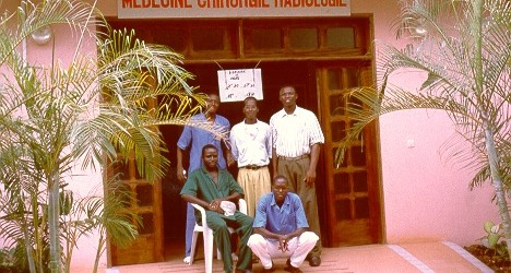 Africa, Cooperazione internazionale tra l'Università di Pavia e l'Ordine dei Medici