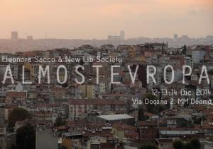Copertina Facebook di AlmostEvropa - Mostra Fotografica