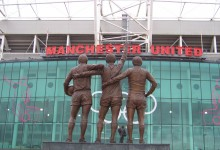 The rise and fall of Manchester United