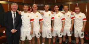Manchester United vs Juventus - Gary Neville's Testimonial Match