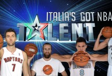 2015, ITALIA'S GOT NBA TALENTS