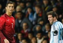 Messi-Ronaldo feat Gaber