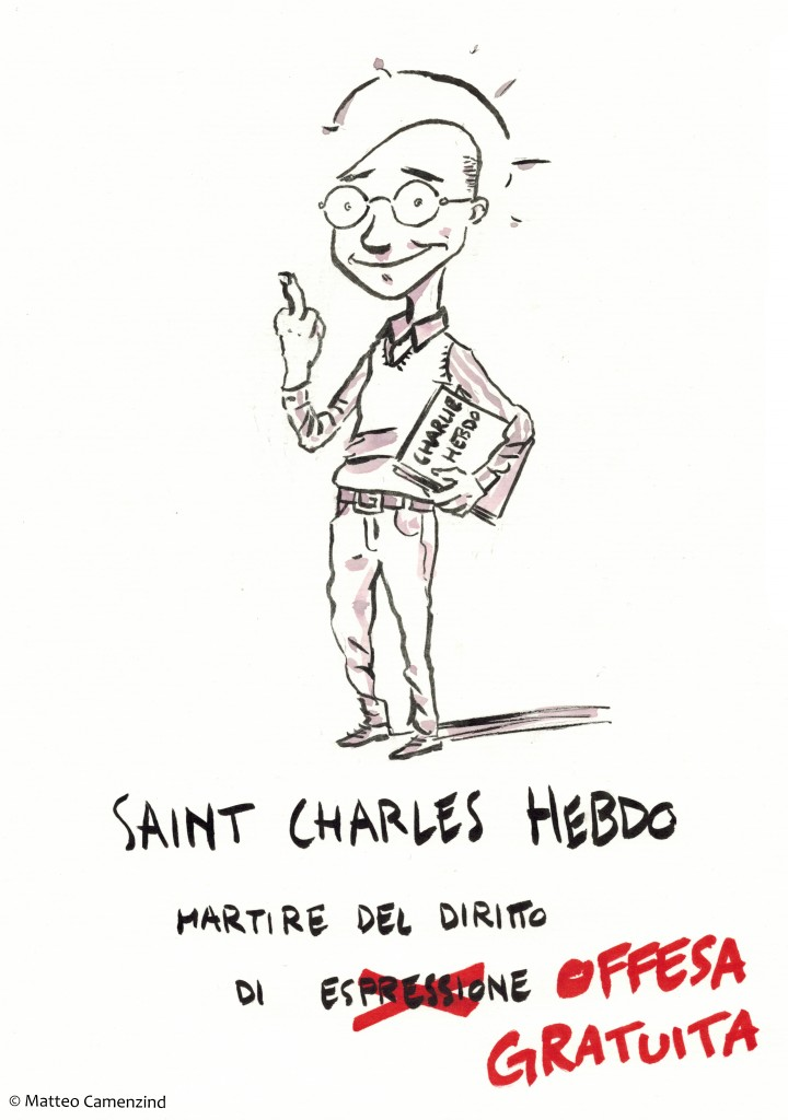 Matteo Camerzind_Saint HebDo