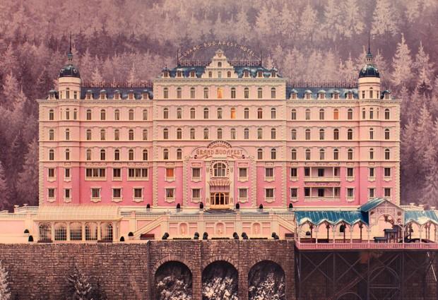 #OSCARS2015 – GRAND BUDAPEST HOTEL