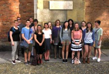 INTERNATIONAL SPRING SCHOOL PAVIA 2015