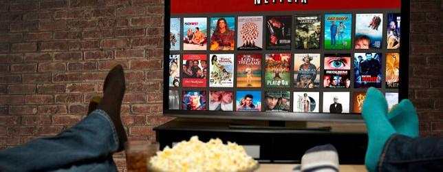 Netflix, per pigrizia