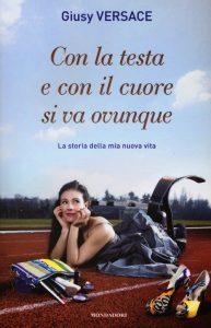 Copertina libro Giusy Versace
