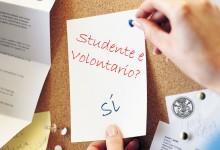Studenti, fate un po' di volontariato!!!