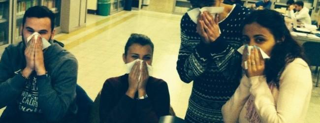 Studenti vs Raffreddore