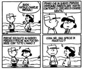 peanuts - il (c) è degli aventi diritto