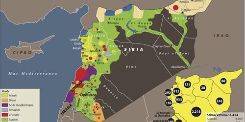 Perché proprio la Siria?