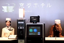 Henn-na hotel: il futuro del turismo?