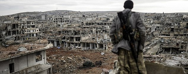 Kobane e Sinjar: al confine della distruzione