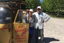 Sole, gelato e reggaeton (in quel di Pavia)