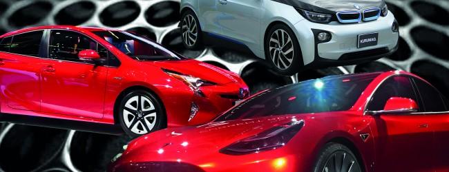 Elettrificazione dell'auto: finalmente la svolta?