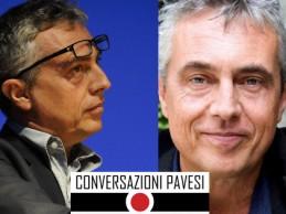 La conferenza dell'architetto Stefano Boeri nell'ambito delle Conversazioni Pavesi: una passeggiata per le nostre città, tra verde e cemento.
