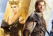 """La storia prima di Biancaneve: """"Il Cacciatore e la Regina di Ghiaccio"""""""