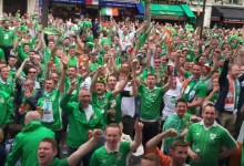 Pillole di #EuroInchiostro: Stand up for the Irish fans
