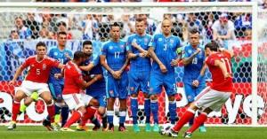La stupenda punizione di Gareth Bale