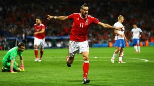 Gareth Bale, ad oggi l'uomo più decisivo di questo Europeo