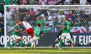 Il gol vittoria di Arkadiusz Milik