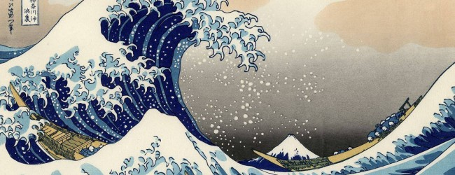 """""""L'onda"""" e il mondo fluttuante"""