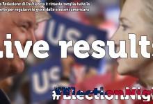 Nella notte, le elezioni americane