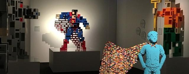 Turista per un giorno #4- Alla Fabbrica del vapore la mostra sui Lego