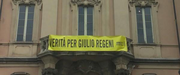 Amnesty Pavia – Verità per Giulio Regeni